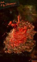 Shivaani Flamenco by kirushi