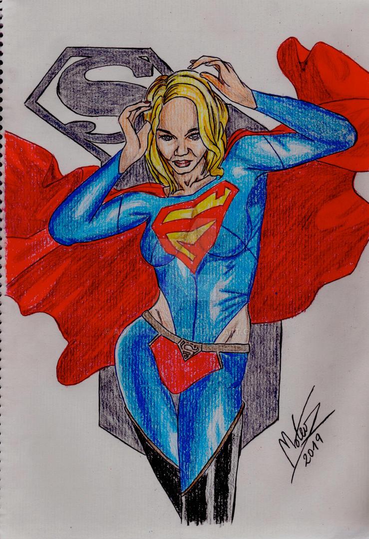 Supergirl 2019b by Adanamarth
