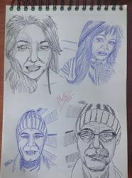 Amata, Amatista, Adin y Adino 2019