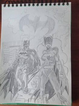Batman y Batgirl 2019
