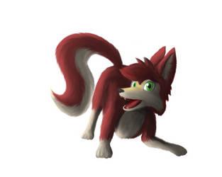 Ed the Fox by Zileris