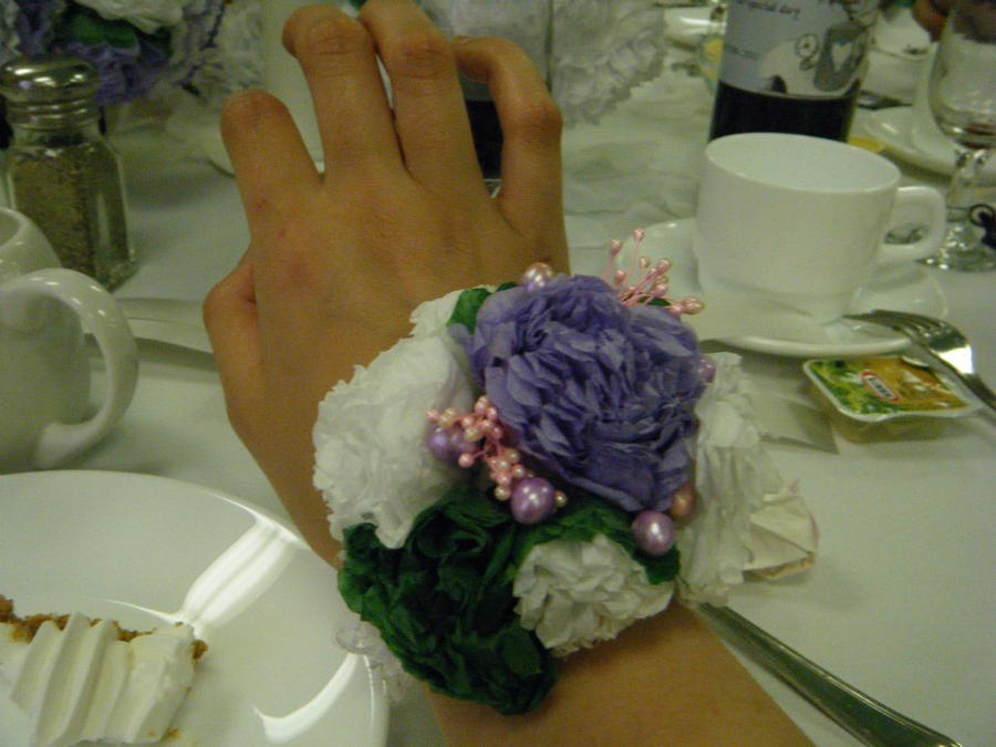 tissue paper flowers for weddings