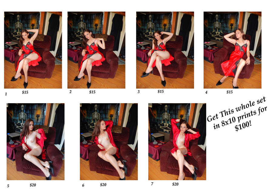 LingeriePreviewCollage1 by MorbidKittyCorpse