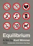 'Equilibrium' film poster