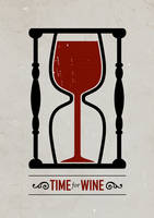Time for Wine by viktorhertz