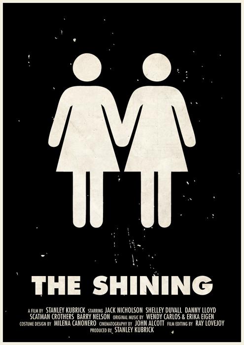 'The Shining' by viktorhertz