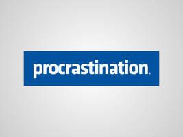 Procrastination by viktorhertz