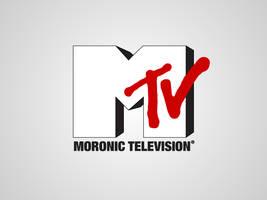 Moronic Television by viktorhertz