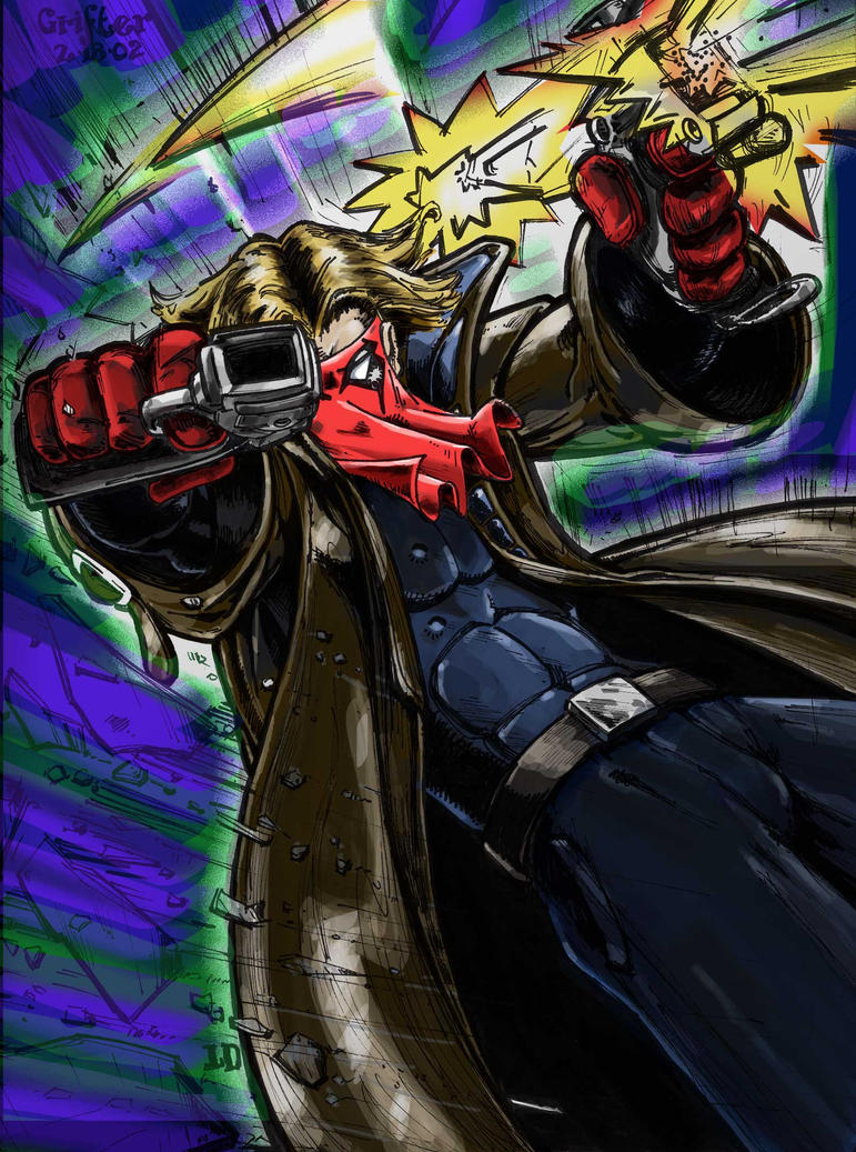 Grifter color 2 by DiMaio