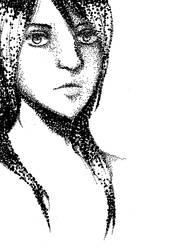 pointillism by K3LCH4N