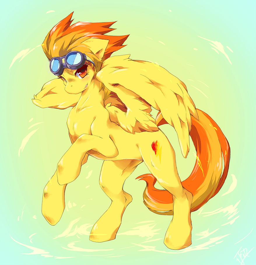 """Pics & Gifs Thread #1: Gasmask should spell my name with an """"o"""" from now on - Page 11 Spitfire_by_jeniac-d4zpj3l"""