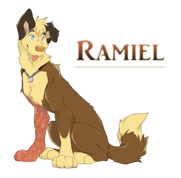 Ramiel by Jeniak