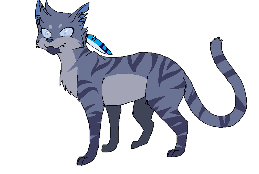 jayfeather by mechanicalmasochist
