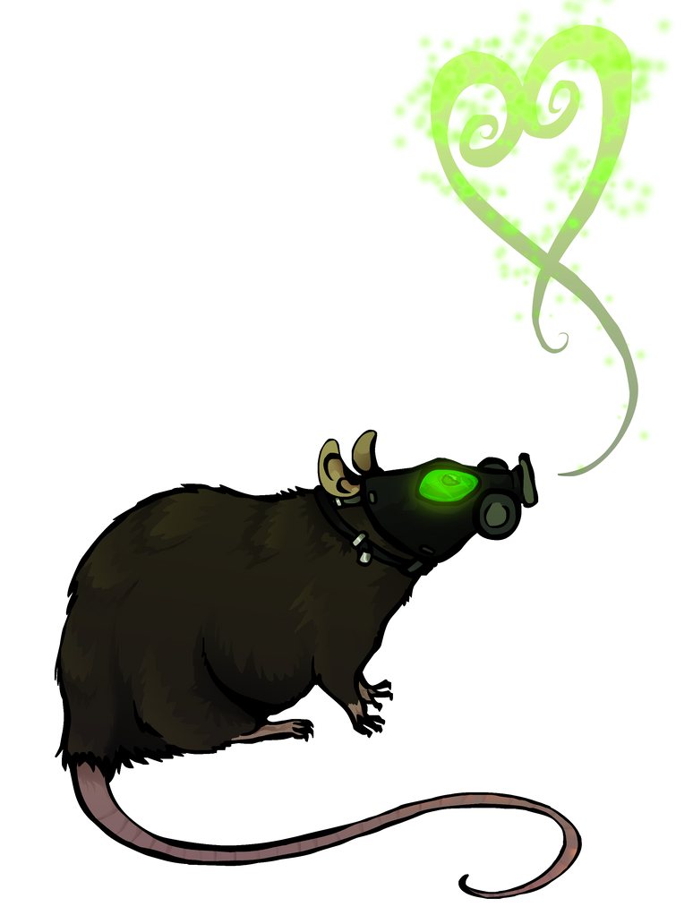 radioactive by mechanicalmasochist