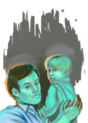 lost - Dexter Fanart by ChopSui