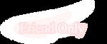 Friend Only by kana-channn