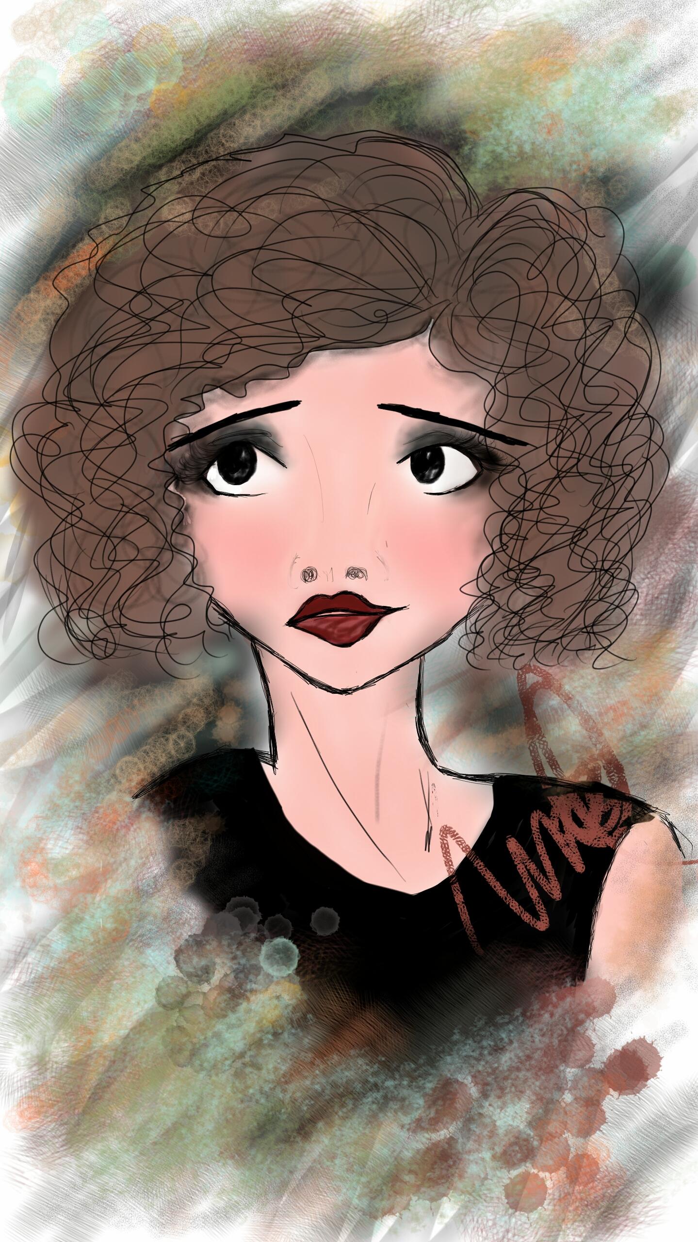 Flapper girl by BelenMrsC