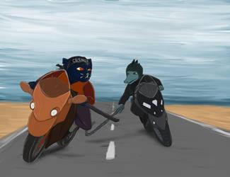 Roadrash by Nekot-The-Brave