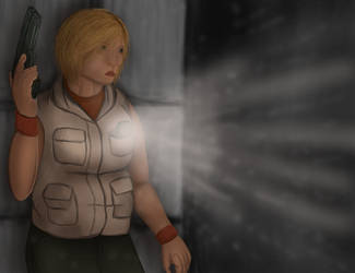 Heather - Silent HIll 3 by Nekot-The-Brave