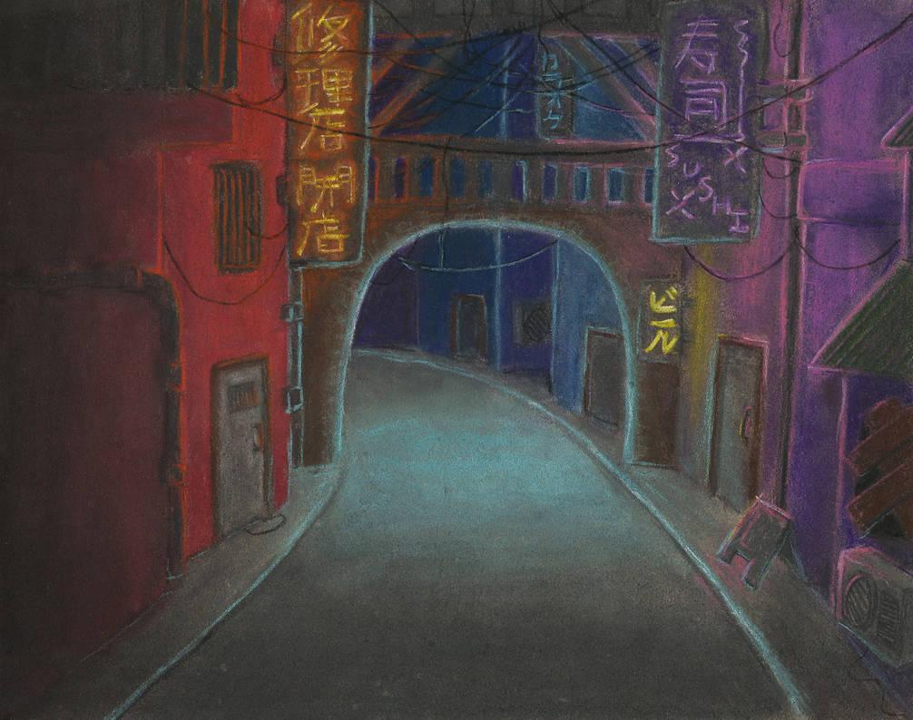Night by Nekot-The-Brave