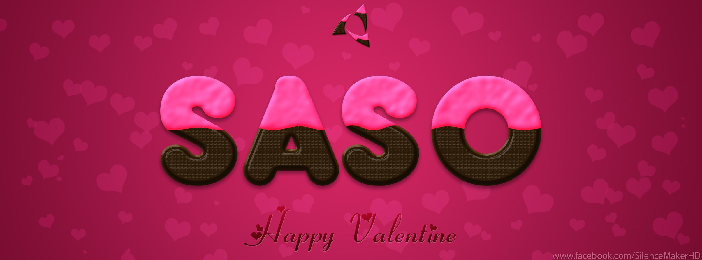 Good Wallpaper Name Style - saso_name___valentine_style__by_silencemakerhd-d5u1oso  2018_4202.jpg