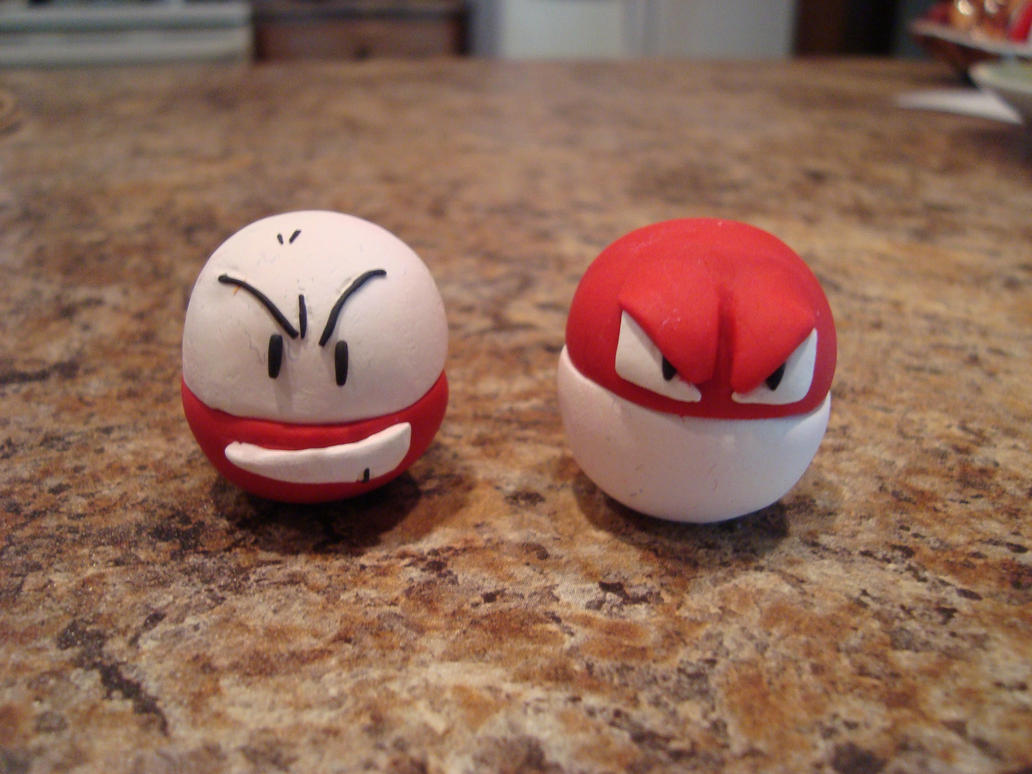 electrode and voltorb - photo #29