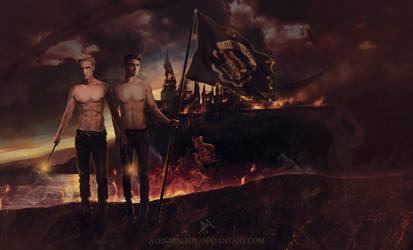 Warriors by alex-malfoy