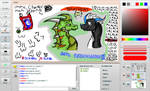 iScribble lol