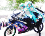 Vocaloid : Miku and Mikuo -2-