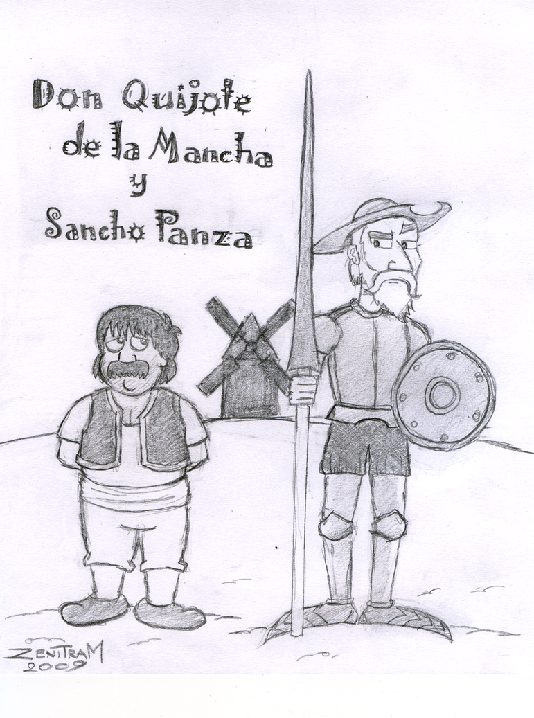the purpose of don quixote Don quixote miguel cervantes context: miguel de cervantes saavedra was born in 1547 to a poor spanish doctor he joined the army at twenty-one.