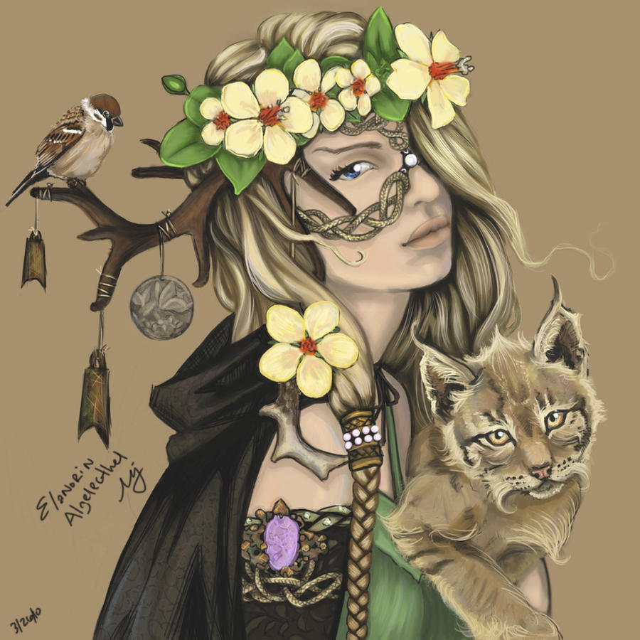 Elanorin of Mirkwood by nitocris