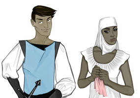 Cartoons from Dorne by nitocris