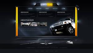 LimoTaxi - web design