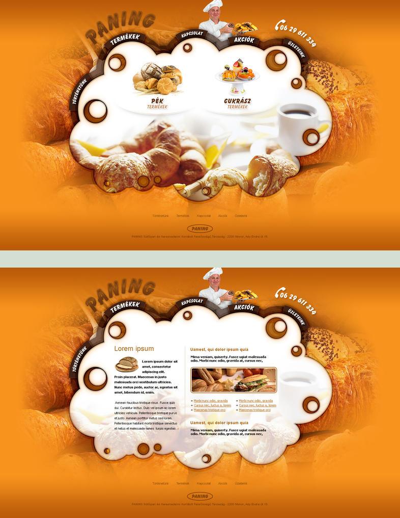 layout design by grafiket