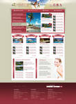 Honeymoons - webdesign