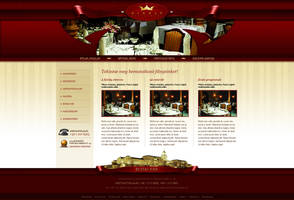 Kiraly restaurant by VictoryDesign