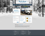 Web Design: Paul's Service