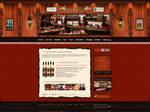 Web Design: Zsindelyes Restaurant