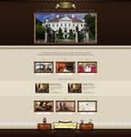 Web Design: Hotel Sziraki