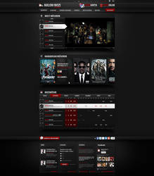Web Design: Cinema