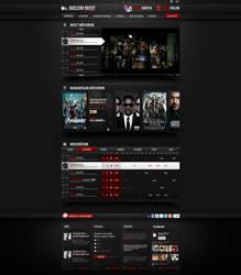 Web Design: Cinema