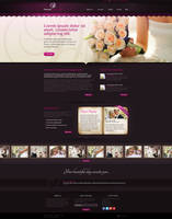 Web Design: Diamond Engagements