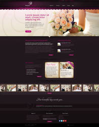 Web Design: Diamond Engagements