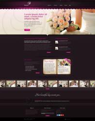 Web Design: Diamond Engagements by VictoryDesign