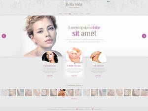 Web Design: Bellavida