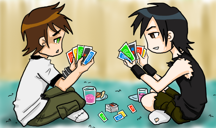 ben10 children s card game by pan2dapan on deviantart