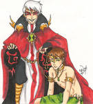 BEN10 - Master and Slave