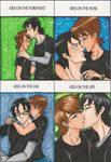 BEN10: Kiss Meme