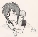 BEN10: Hug take 2