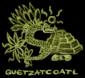 Quetzatcoatl by thomasstone